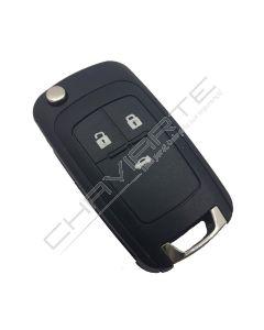 Comando para Chevrolet Cruze 3 botoões Flip (Witte)