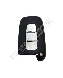 Caixa Para Comando Hyundai Keyless 3 Botões