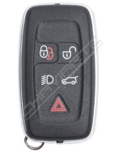 Caixa Para Comando Land Rover Keyless 5 Botões