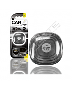 Aroma Car LOOP Gel Black