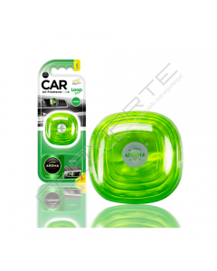 Aroma Car LOOP Gel Lemon
