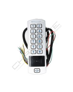 Teclado Controlodar SK6-X 600 códigos e Proximidade