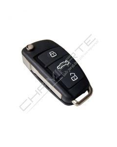 Comando Audi A4 de Três botões Modelo Novo 8E0837220L-Q-OT-OF-OG Igual ao aaa03tm4020.1