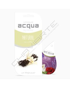 Acqua Car Air Freshener - Natural Fruta Baunilha