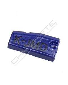 Transponder Ceramico King 4C+4D+7936+Toyota G+T5