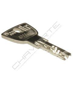 Chave especial  Iseo original R9 (pedido à fábrica por cartão)