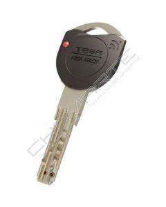 Chave especial Tesa original TK100 (pedido à fábrica por cartão)