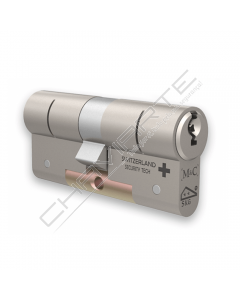 Cilindro M&C Matrix SKG** modulock 32mm x 32mm niquelado