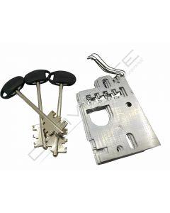 Segredo Mottura de gorges 91184/101SX com chave  MTLF