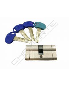 Cilindro Mottura Champions Pro CP4D3131GI chave de serviço 31 X 31 niquelado