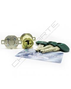 Cilindro Mottura Champions  F28D3636F1  para portas Fichet