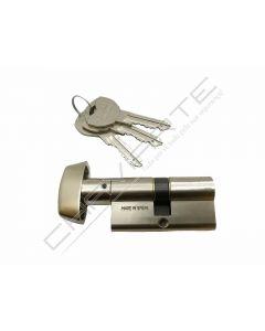 Cilindro Tesa TK6 Light botão 30B X 30 NM HK63B3030N1