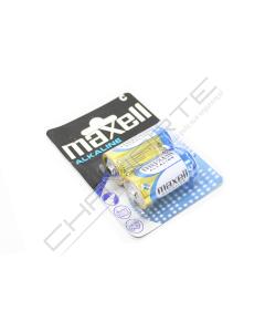 PILHA MAXELL LR14-B2 C ALKALINE BLISTER DE 2 UNIDADES