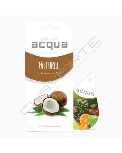 Acqua Car Air Freshener - Natural Fruta Coco