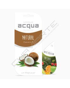 Acqua Car Air Freshener - Natural Fruta Coco