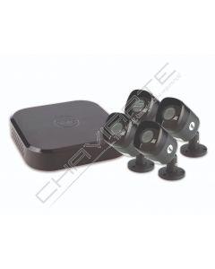 Yale Smart Home CCTV kit de 8 canais, inclui 4 Câmaras