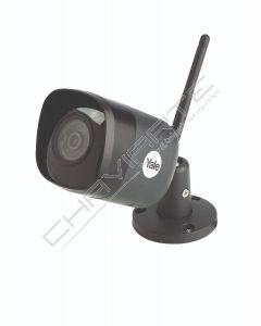 Yale Smart Home CCTV Wi-Fi Outdoor Câmara (preta)
