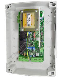 Quadro elétrico Ditec E1A para 1 motor de 230 Vca/5A com rádio 433 mhz