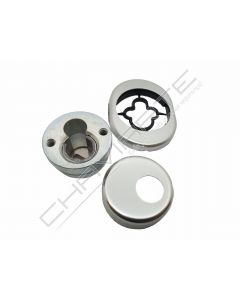 Kit AF escudo de segurança anti-tubo AA, argento, medidas Mottura (36mm)