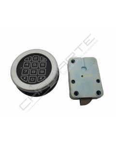 Fechadura elétronica para cofre sistema LX