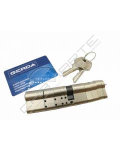 Cilindro Gerda modular SLR system niquelado