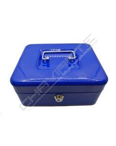 Cofre portátil BTV modelo 13 azul