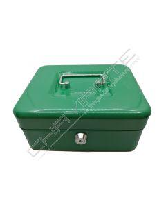 Cofre portátil BTV modelo 12 verde