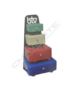 Cofre Portátil BTV 01770 (tamanho 14)