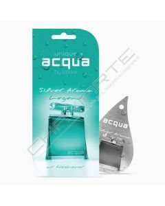 Acqua Car Air Freshener - Aroma Silver Legend