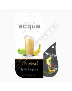 Acqua Car Air Freshener - Tropical Maça - Banana