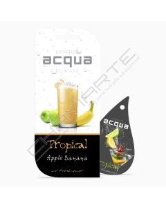 Acqua Car Air Freshener - Tropical Maça - Banana
