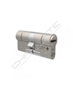 Cilindro M&C Move modulock 32mm x 37mm niquelado