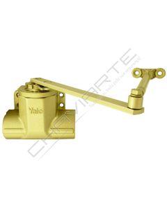 Mola Yale sem retenção para portas de 1100 mm, ouro, F2 Y7970004058