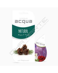 Acqua Car Air Freshener - Natural Fruta Pinho