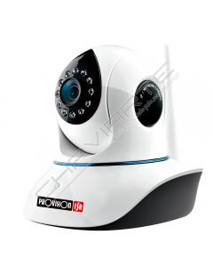 Câmera PROVISION PT-838 PAN / TILT IR lente fixa, 2MP