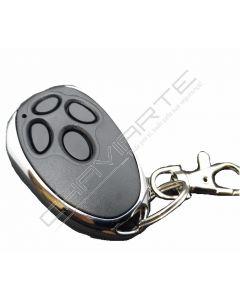 Caixa para comando ECP MX4SP de quatro botões