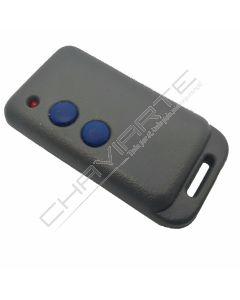 Comando universal ECP de dois botões 433.92 MHz