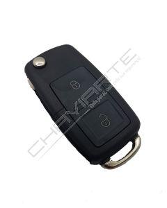 Comando Key-Diy de dois botões formato VW