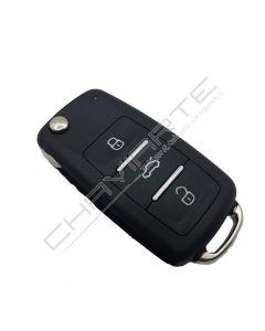 Comando Key-KD de Tres Botões Tipo Volksagem (5KO)
