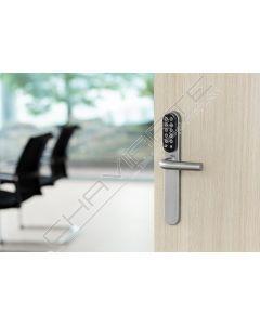 Controlo de acessos Tesa Hotel, escudo wireless por cartão e teclado