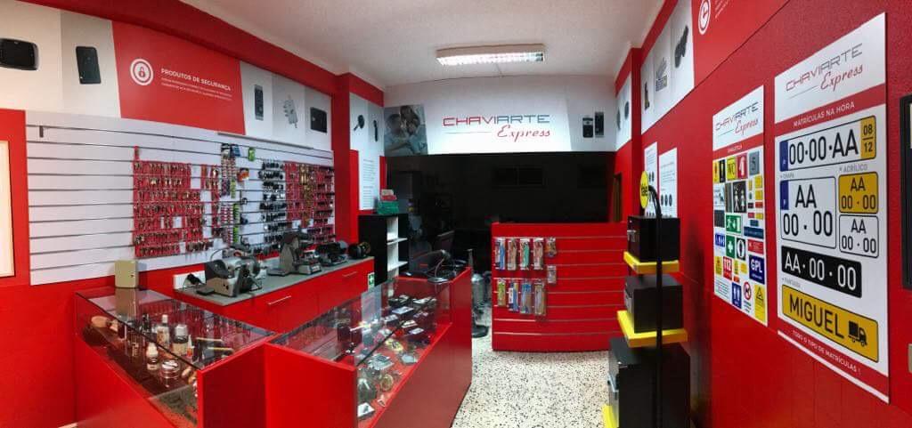 A Chaviarte abre mais uma loja em Fátima!