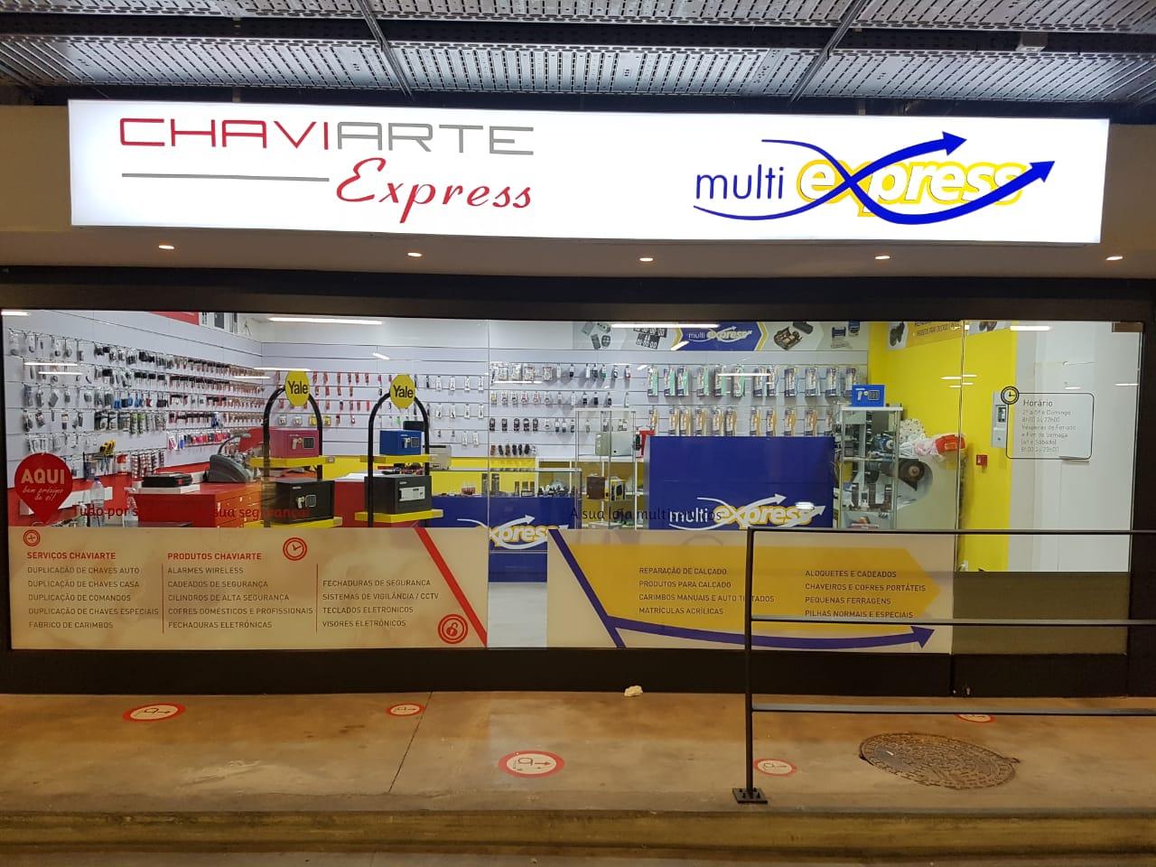 Chaviarte abre primeira loja em Angola