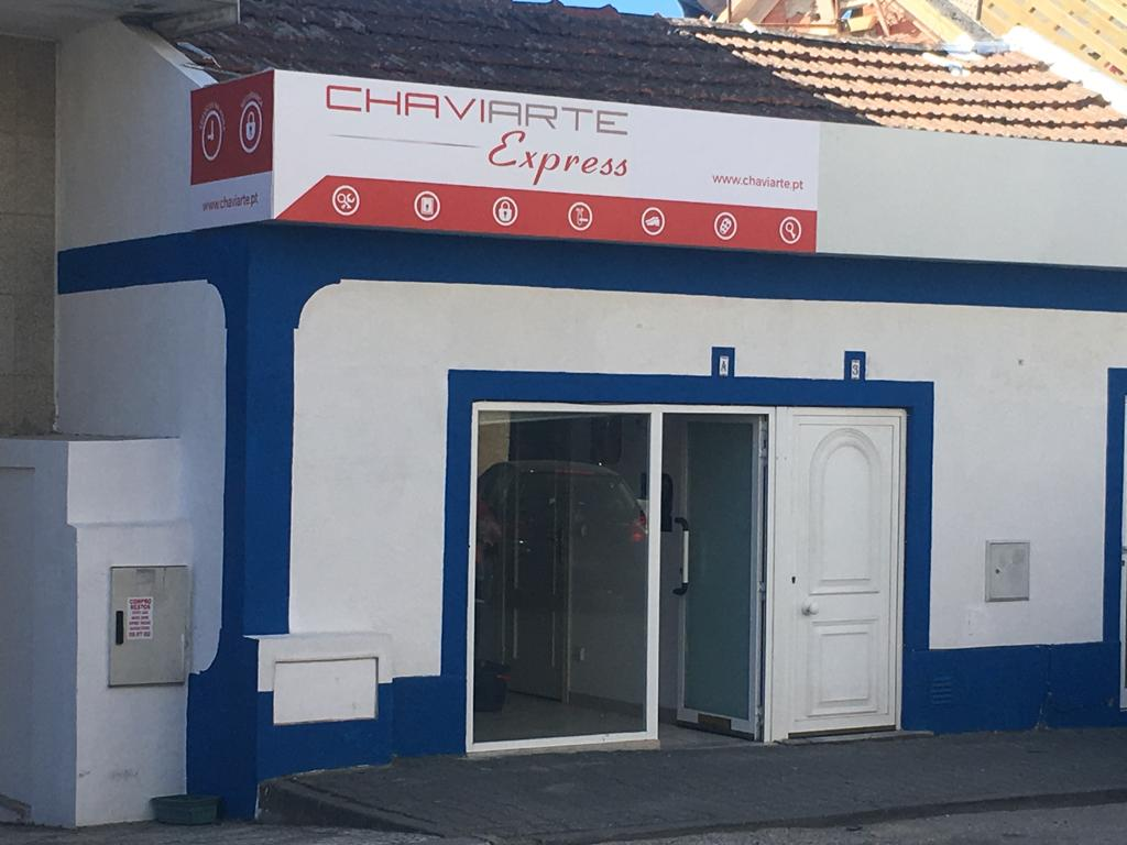 Chaviarte abre loja de rua na Venda do Pinheiro
