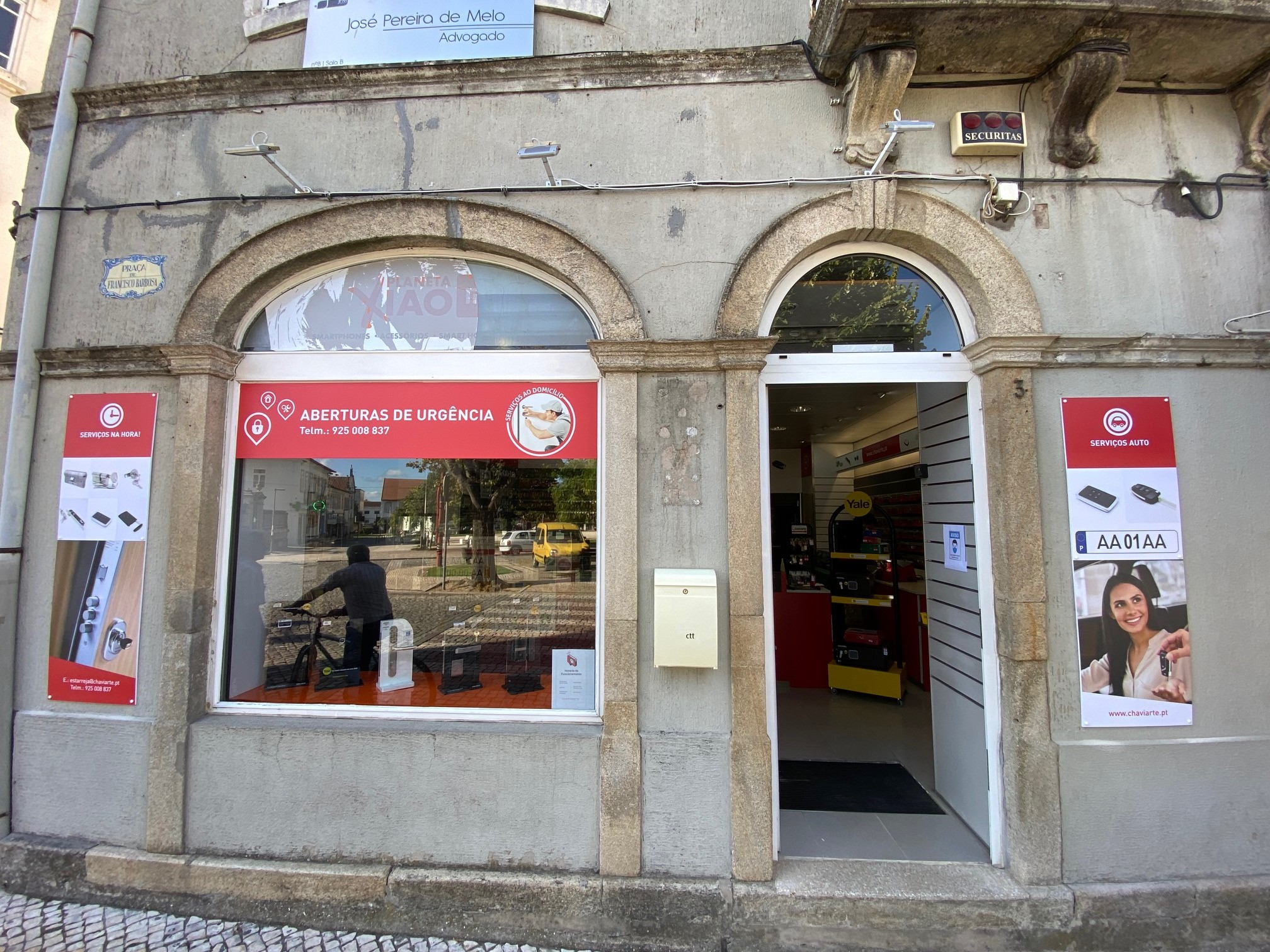 Chaviarte inaugura loja em Estarreja