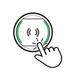 Byddy, botão inteligente com funcionalidade de alerta