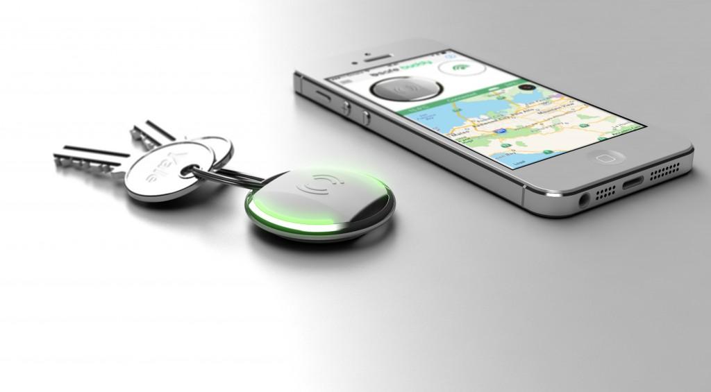 Buddy, botão inteligente para conexão com smartphone