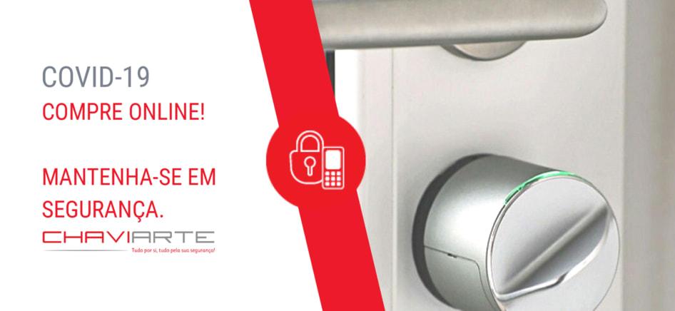 Loja Online de produtos de Segurança, home security, fechaduras, cilindros, segurança automovel