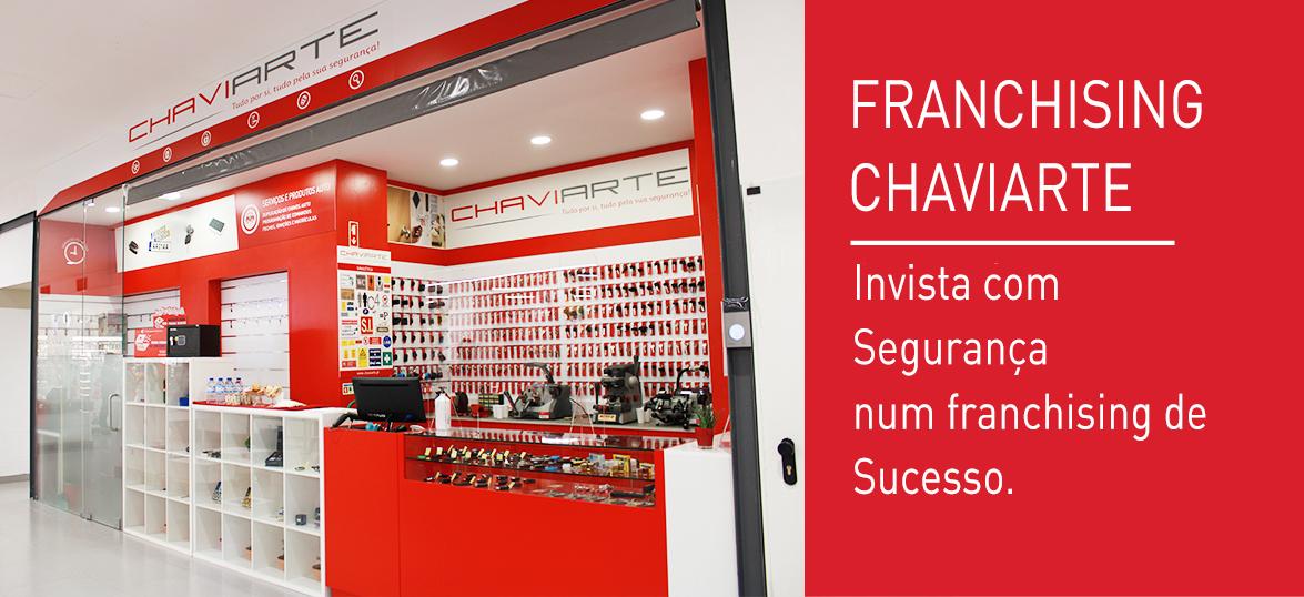 Franchising Português de Sucesso Franquia Chaviarte