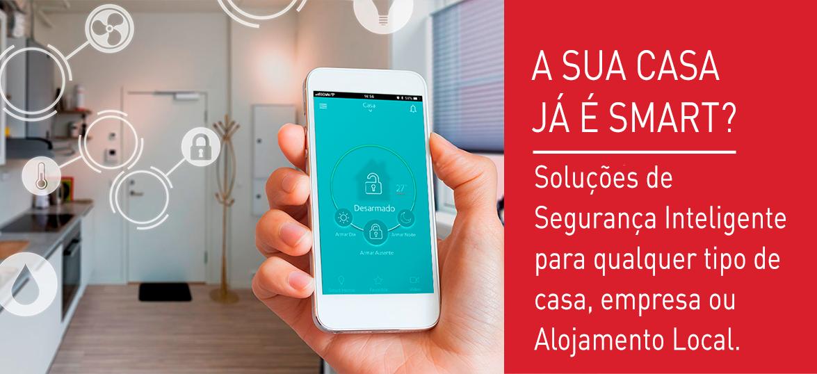 Casa Inteligente Soluções Chaviarte Portugal - Empresas, Alojamento Local, Residencias